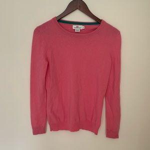 Pink Vineyard Vines Sweater
